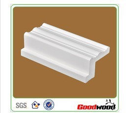 White Color Pvc Plantation Shutter