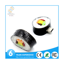 Unique design low price custom usb2.0 food shaped usb flash drive