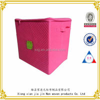 Jiajin 2014 Fashion clothes quilt supersize sundry non-woven bin