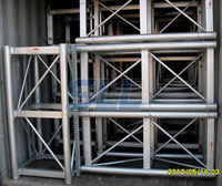 Zhengzhou Sincola SC200 single cage construction elevator For sale