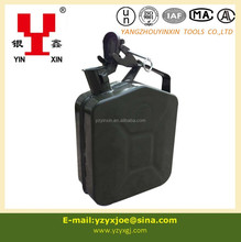 5L steel oil drum/jerry can 5L/jerry can small