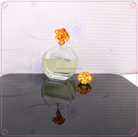 wholesale 30ml apple Shape Glass Perfume Bottle