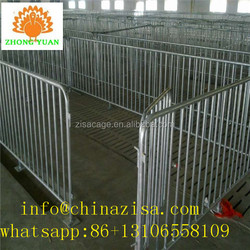 Pig farrowing crate for sows Used pig farm equipment sow breeding cages