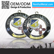 Supply cheapest ODM/OEM military medal ribbon