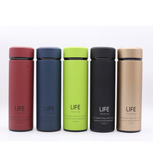 Double Wall 304 Stainless Steel Vacuum Flask Insulated Thermo Bottles