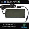 ul approved DC12V 1A 12W plastic power supply for led strip