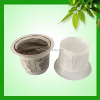 Modern hot sell refillable k cup single coffee pod