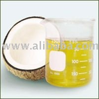 Pure Coconut Oil from Penang, Malaysia