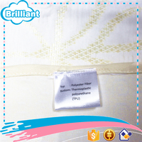 travel and contoured cotton fabric for bed sheet in roll for baby