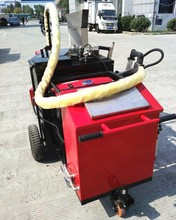 Crack sealing machine New Filling Machinery hand push road machine