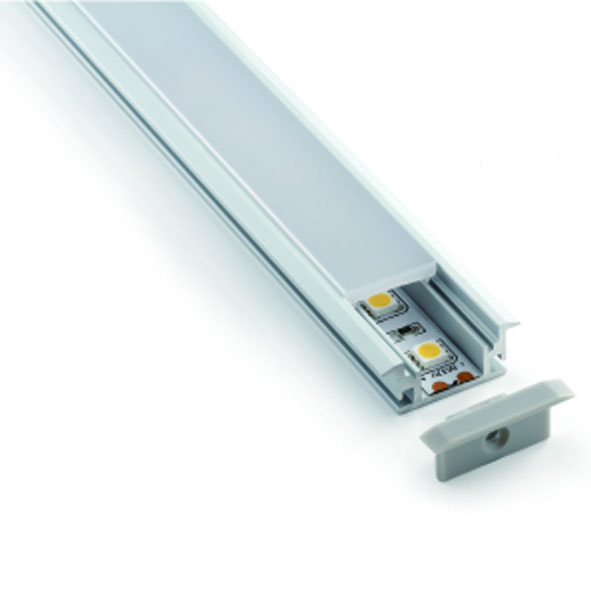 CX-<strong>A033</strong> Alloy heatsink Waterproof LED aluminum extrusion profile for LED Strip