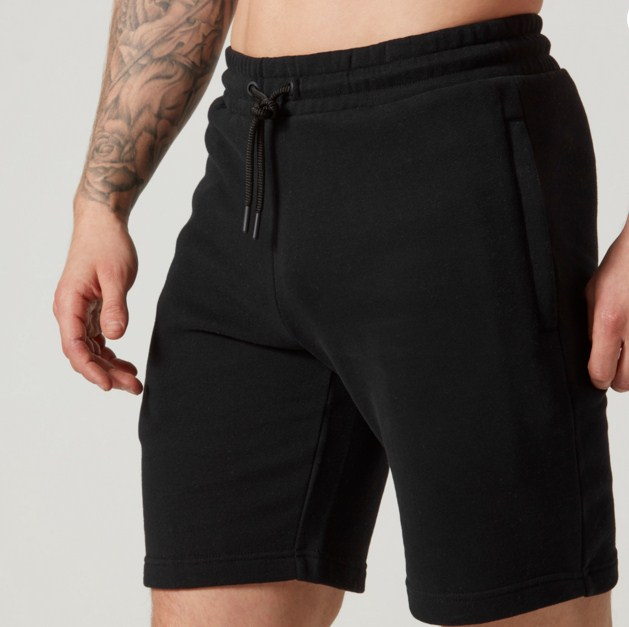 mens gym running shorts workout brand jogger slim fit sweat shorts