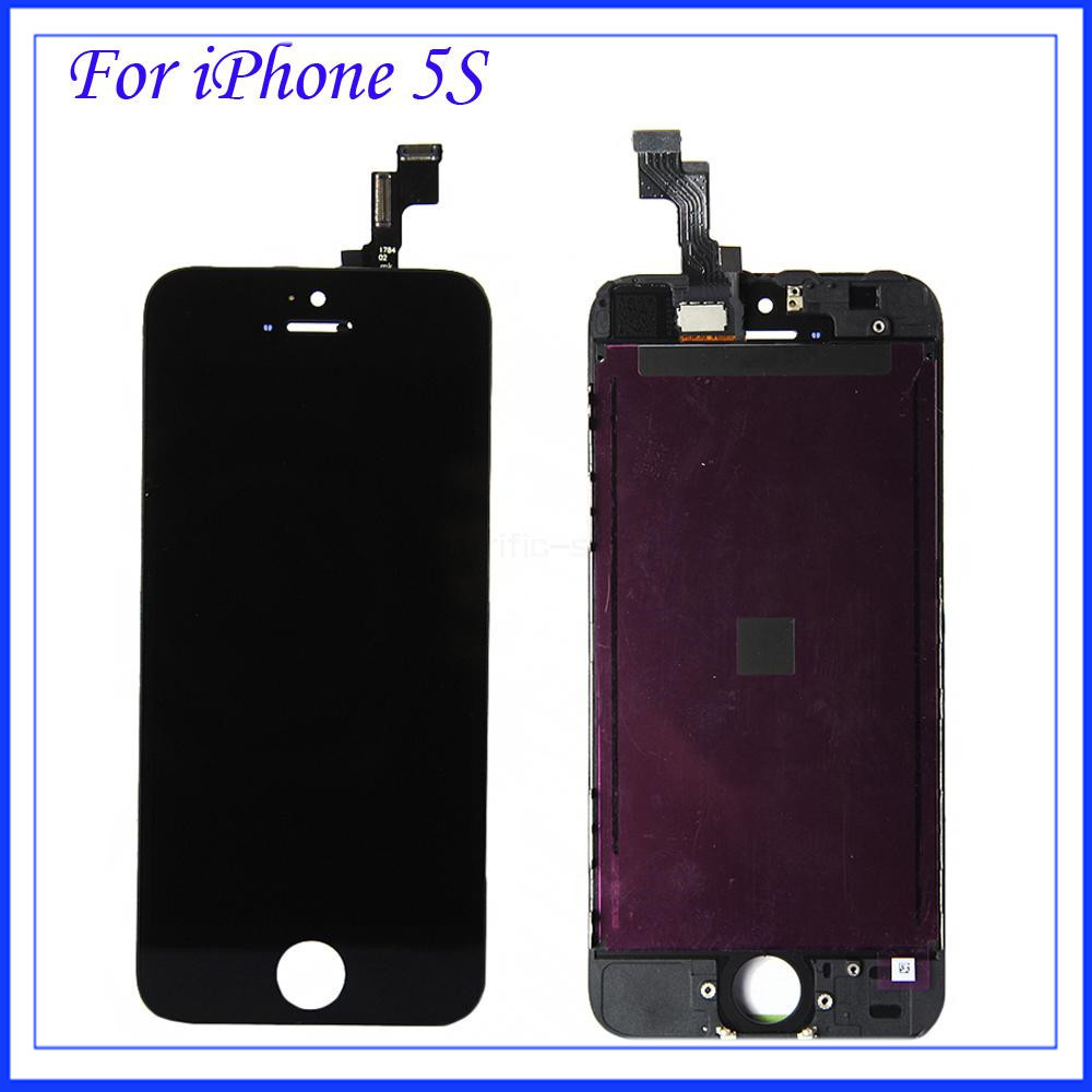 Multifunctional for iphone 5s lcd touch screen lcd with digitizer for iphone5 replacement lcd screen for ps vita