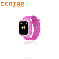 Lasted Version World Smallest Kids Watch V80-1.22 Price of Smart Watch Phone