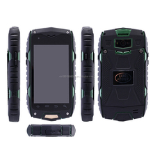 Factory multi touch 4inch rugged waterproof cell phone