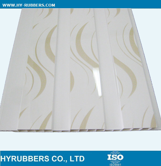 Plastic PVC ceiling panels for decorative building materials