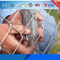 6 foot Chain Link Fence (Manufacturer)