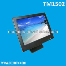 TM1502 --- 15 Inch Touching LCD Monitor Scrap Provided For Asian Market