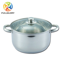 2017 Smart Fashing Multi-function Healthy Non- toxic Stainless Steel Soup Pot