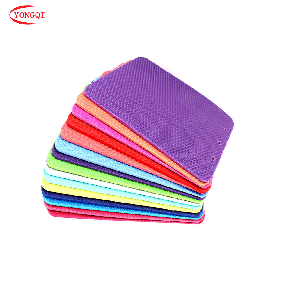 High Elasticity Hexagon Texture EVA Foam Sole for Shoe Making