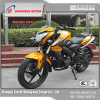 Customized design 105 km/h Max Speed motor motorcycle