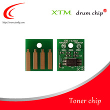 Compatible North American 6K 52D1000 521 Toner chip for Lexmark MS710 MS711 MS810 MS811 MS812 reset cartridge laser printer