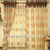 z home furniture jacquard curtain fabric ready made curtains