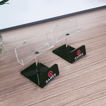 docking station acrylic display rack