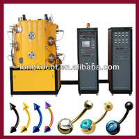 PVD titanium nitride coating equipment/cathodic arc deposition machine