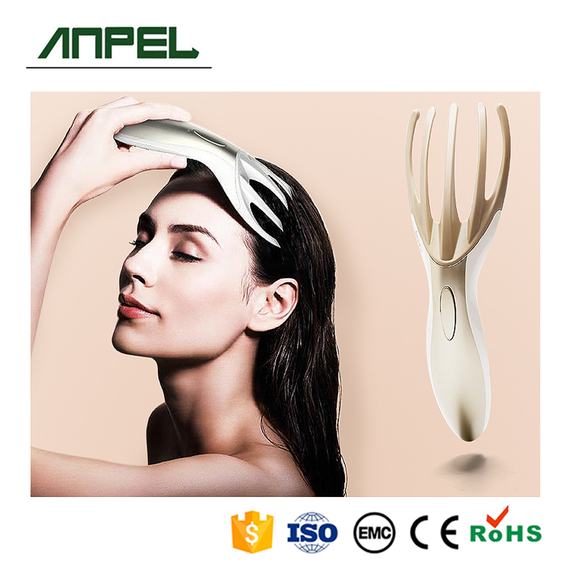 Newest Mini Portable Electric Hand Held Neck Shoulder Head Massager