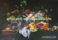 Great pot and fruit oil painting designs for sale/fruit and vegetable painting