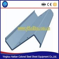 Galvanized steel Z hole purlin z beam steel galvanized steel z bar