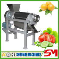 High quality food hygiene standards ginger juice extractor