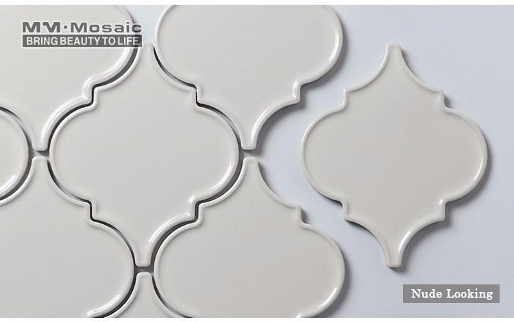MM Mosaik Günstige Prämie Beige Laterne Form Mosaikfliesen Für - Mosaik fliesen billig günstig