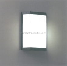 Die cast aluminum wall mounted outdoor ip54 led bulkhead light