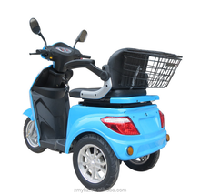 Powfu Windstorm - 500w 800W three wheel electric scooter with seat EEC approval , Classic model never goes out of