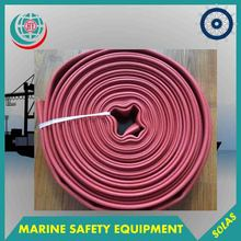 1 Inch Red Color Rubber Fire Hose