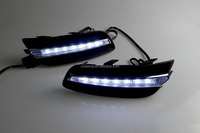 LED DRL daytime running light for Niss TENA 2010-2012 Daytime lamp