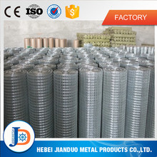 Alibaba Sale 1/4 3/8 inch hot dipped galvanized welded wire mesh