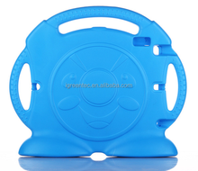 steering wheel shaped silicone case waterproof pc 3d image protective case for ipad case