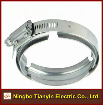 19mm V Band stainless Stell Hose Clamp