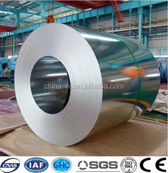 Hot dipped DX51D40-275 ASTM A653,Z120,regularspangle galvanized steel coil