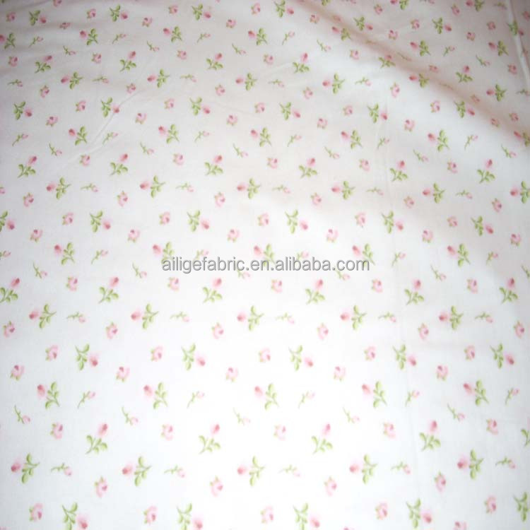 C20*10 40*42 100% cotton bleached white flannel fabric rolls in container