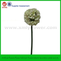 75CM Artificial Hydrangea Flower Without Leaves