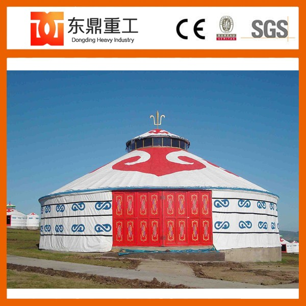 20m large place multi funcation mongolian yurt/mongolian ger for meeting and hotel
