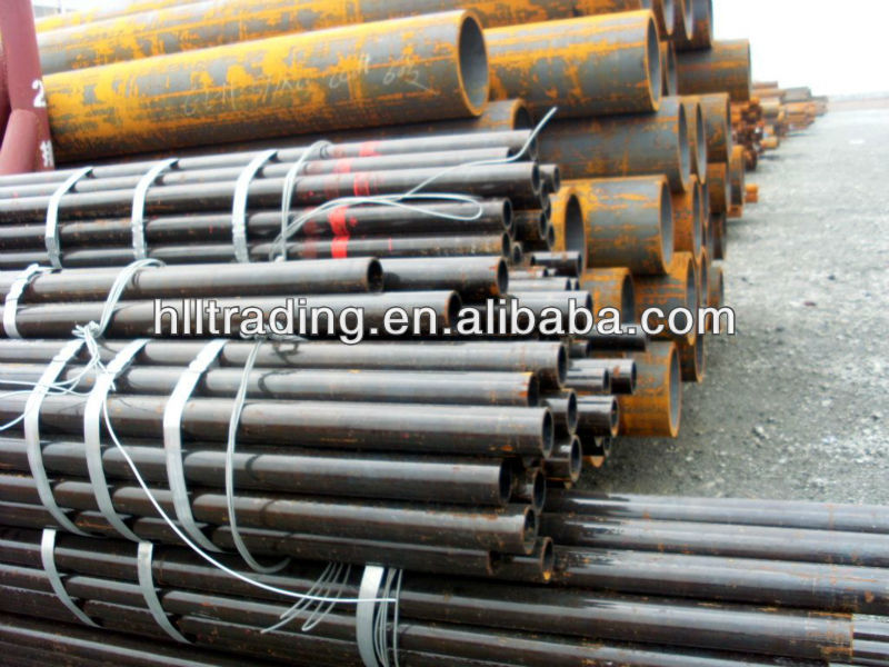 chrome moly alloy steel pipe for power generation industry and the petro-chemical industry