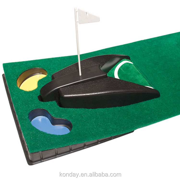 Best Quality Golf 6FT Auto Putting Mat Wholesale