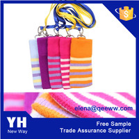 promotional knitted mobile phone bag/cover