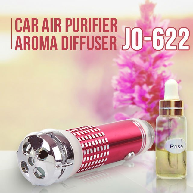 Aroma Car Air Freshener Machine for Car (Car Air Purifier JO-622)