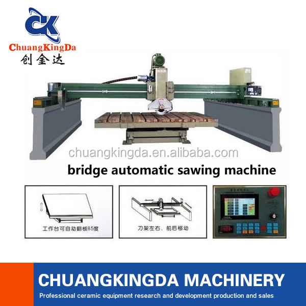 CKD-600 MARBLE GRANITE CUTTING MACHINE FOR COUNTERTOPS